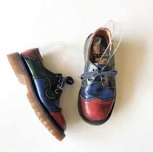 John Fluevog Dr. Marten Vintage Dead Stock Shoes